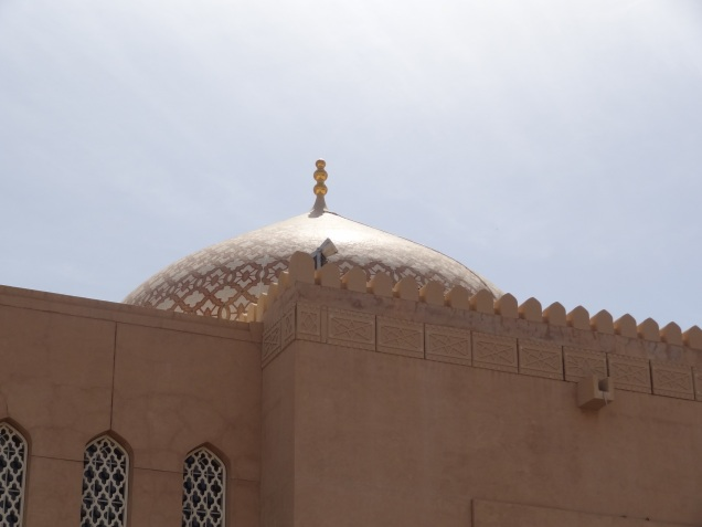 Dome of the Mosque, real gold?